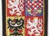 Hasičská nášivka ČR, malý znak