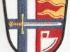 Hasičská nášivka Martinice