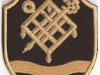 Hasičská nášivka Opatovice znak