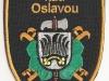 Hasičská nášivka Radostín nad Oslavou