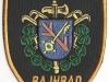 Hasičská nášivka Rajhrad