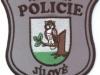 nášivka městské policie jílové
