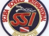 klubová nášivka SSI instructor
