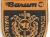 Hasičská nášivka Barum