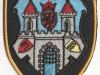 Hasičská nášivka Liteň 2