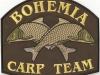 klubová nášivka bohemia carp